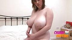 Ashlee Huge Big Boobs Teen Chubby Malibu Candy