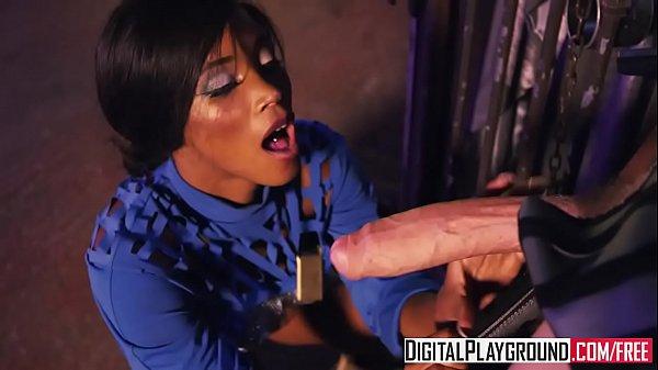DigitalPlayground – Star Wrecked A DP XXX Parody (Danny D, Kiki Minaj)