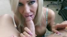 Sucking Your Hard Cock You Cum All Over My Big MILF Tits – Nikki Ashton –