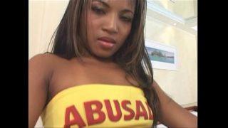 Bianca Biasi  first anal creampie