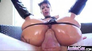 Naughty Girl (bella bellz) With Big Wet Butt Love Hardcore Anal Sex movie-06