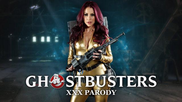 4Share Ghostbusters XXX Parody – Part 1 – Monique Alexander