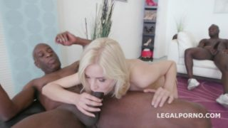 4Share Black Busters, 5on1 Bree Haze interracial – Bree Haze