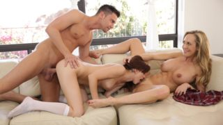 4Share Caught With Your Pants Down – Brandi Love – Kiera Winters