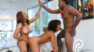 4Share Lets Keep it in The Family – Misty Stone – Jenna Foxx