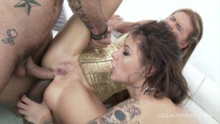 4Share Nikita Belucci & Timea Bella in double anal foursome – Nikita Belucci – Timea Bella