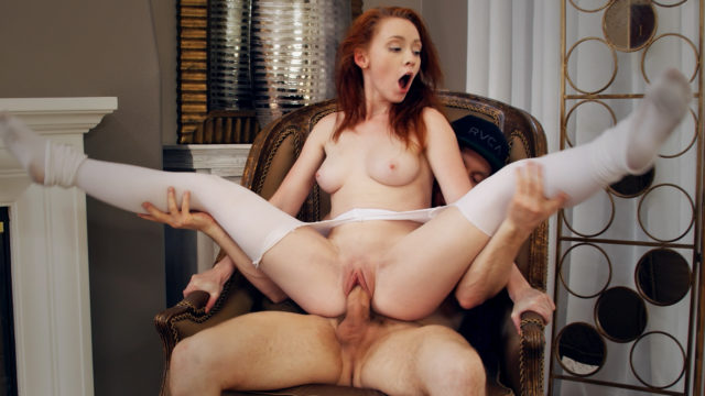 4Share On Point Pussy – Athena Rayne