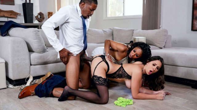 4Share Our Cute Little Plaything 3 – Ashley Adams – Misty Stone