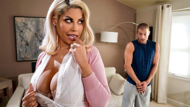 4Share Preppies In Pantyhose Part 3 – Bridgette B