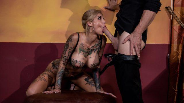 4Share Rack 'Em Up! – Bonnie Rotten