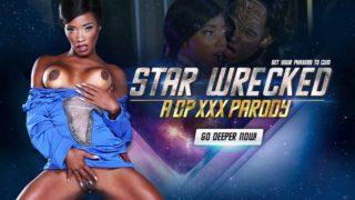 4Share Star Wrecked A DP XXX Parody – Kiki Minaj