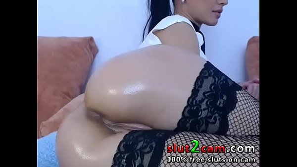 The Most Beautiful Ass Of The World In Dildo Play @ www.slut2cam.com