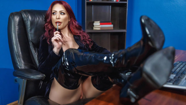 4Share These Boots Were Made For Fucking – Monique Alexander