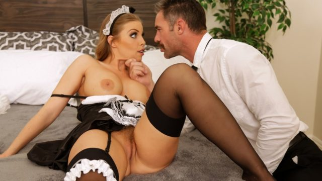 4Share What A Maid Wants – Britney Amber
