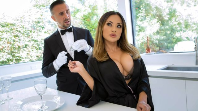 4Share Who's Your Butler? – Kaylani Lei