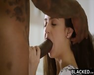 BLACKED Teen Hooks Up With Her Sister S BBC Affair