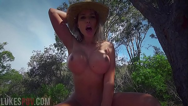 PICKING UP A HITCHHIKER IN THE AUSTRALIAN OUTBACK