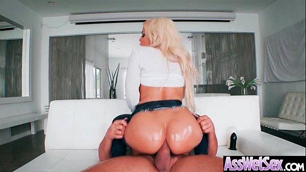 Big Curvy Ass Girl (Luna Star) Realy Love Deep Anal Hard Bang clip-19