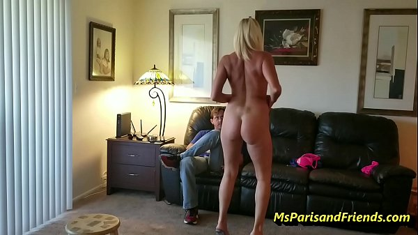 Hot Pussy From My Wife's Stripper Sister