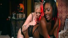 When Girls Play – Naughty halloween games with Chanell Heart and Karla Kush