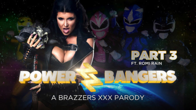 4Share Power Bangers A XXX Parody Part 3 – Romi Rain