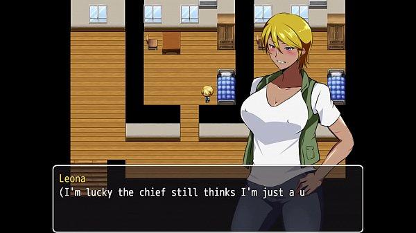 Undercover Agent Sex Adventure Part 3 – Agent Leona