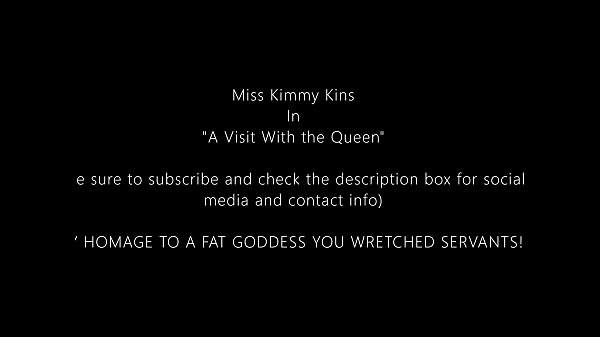"Miss Kimmy Kins ""SSBBW Giantess"""