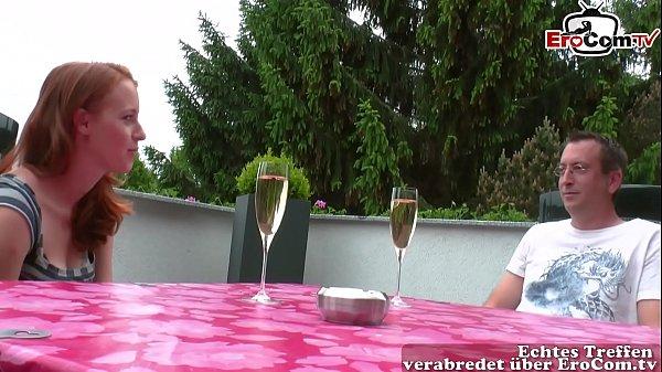 Deutsches junges echtes Paar dreht porno mit viel liebe
