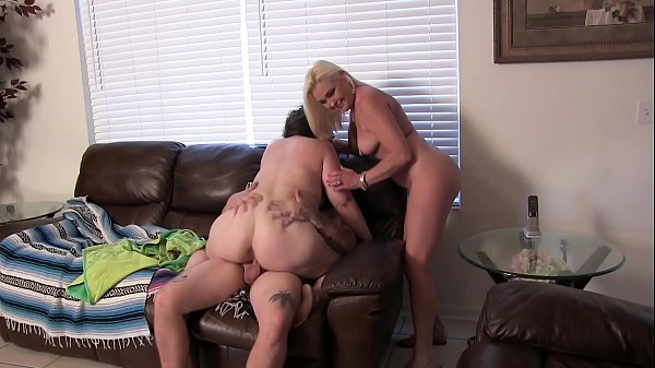 Mommy Gives Slut Lessons to Her Daughter
