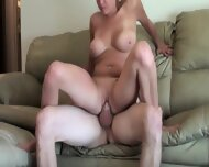 Big Titty Milf VS Big Cock