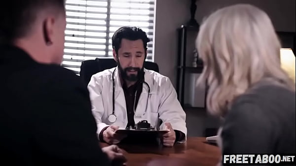 Devious Fertility Doctor Creampies Desperate Female Client In Front Of Husband! Kenzie Taylor – Full Scene On FreeTaboo.Net