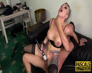 Fetish Busty Milf Throats And Anally Rides