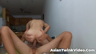Breeding a twink on a Sunday Morning – Adventures of Stallion n Bunny 15