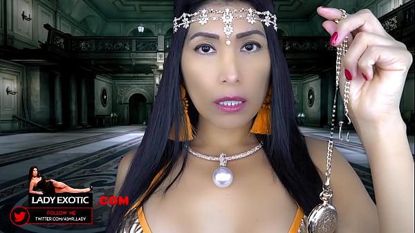 Bajo el CONTROL de La Princesa INCA  [ ASMR HIPNOSIS]